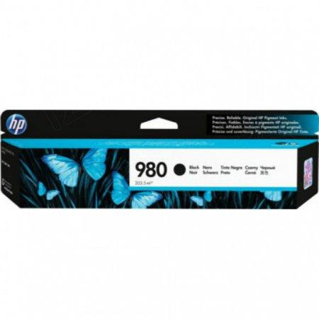 Original D8J10A (HP 980A) Ink Cartridges, Black