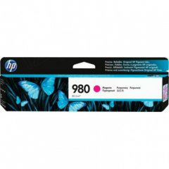Original D8J08A (HP 980A) Ink Cartridges, Magenta