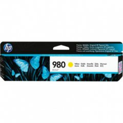 Original D8J09A (HP 980A) Ink Cartridges, Yellow