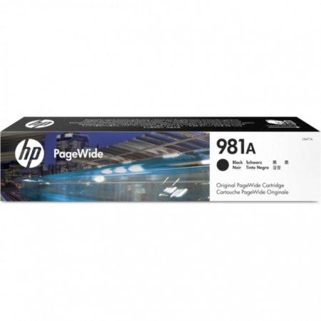 Original J3M71A (HP 981A) Ink Cartridges, Black