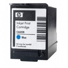 Original Hewlett Packard C6602B Ink Cartridge, Blue