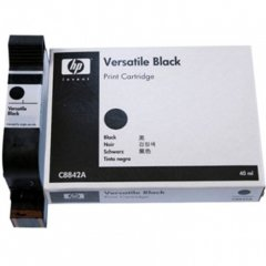 Original Hewlett Packard C8842A Ink Cartridge, Black