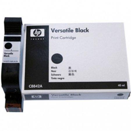 Original Hewlett Packard C8842A Ink Cartridge, Black