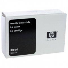 Original Hewlett Packard Q2321A Ink Cartridge, Black