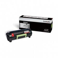 Lexmark 500XA Black OEM Toner