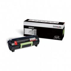 Lexmark 600XA Black OEM Toner