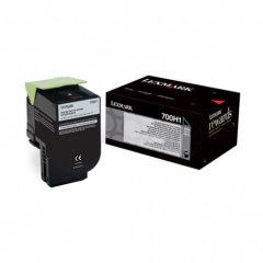 Lexmark 700H1 Black OEM Toner