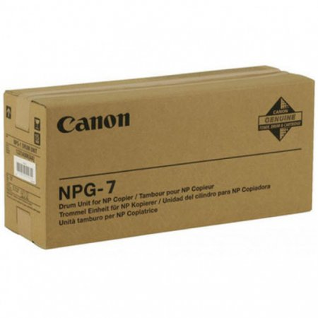 Canon Original NPG-7 Black Drum