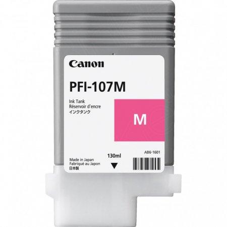 Canon Original PFI-107M Magenta Ink