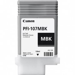 Canon Original PFI-107MBK Matte Black Ink