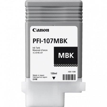 Canon Original PFI-107MBK Matte Black Ink