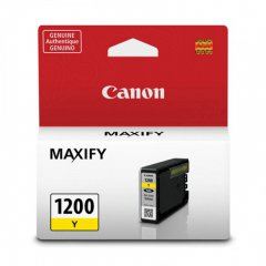 Canon Original PGI-1200 Yellow Ink