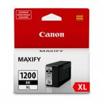 Canon Original PGI-1200XL High Yield Black Ink