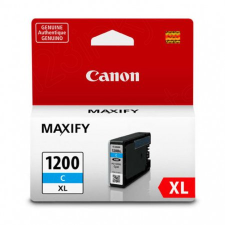 Canon Original PGI-1200XL High Yield Cyan Ink
