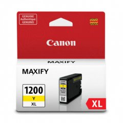 Canon Original PGI-1200XL High Yield Yellow Ink