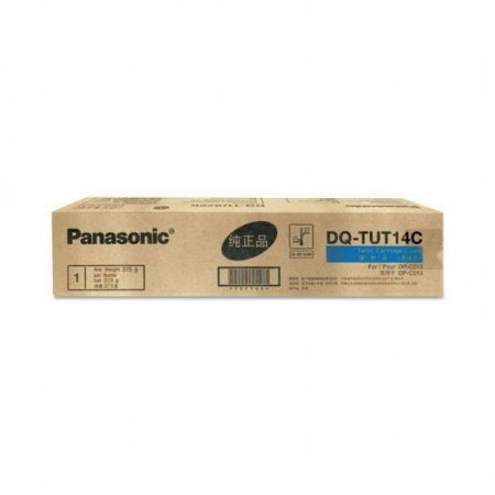 Panasonic DQ-TUT14C Cyan OEM Laser Toner Cartridge