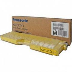 Panasonic KX-CLTY1 Yellow OEM Laser Toner Cartridge