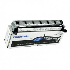 Panasonic KX-FA83 Black OEM Laser Toner Cartridge