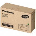 Panasonic KX-FAT407 Black OEM Laser Toner Cartridge for the KX-MB1500 and KX-MB1520