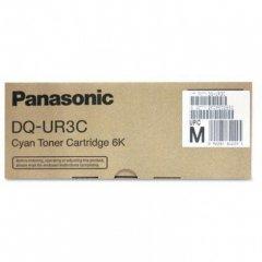 Original Panasonic DQUR3C Cyan Toner