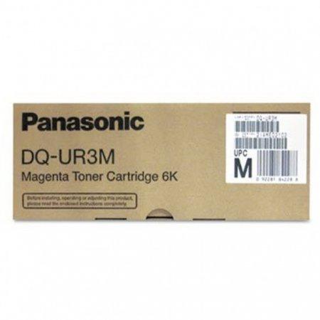 Original Panasonic DQUR3M Magenta Toner