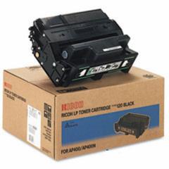 Ricoh 400942 (Type 120) Black OEM Laser Toner Cartridge