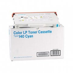 Ricoh 402071 (Type 140) Cyan OEM Laser Toner Cartridge
