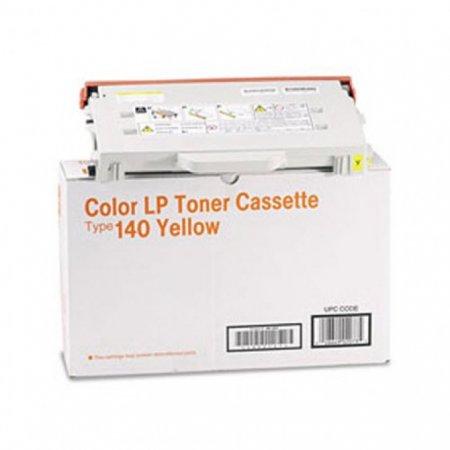 Ricoh 402073 (Type 140) Yellow OEM Laser Toner Cartridge
