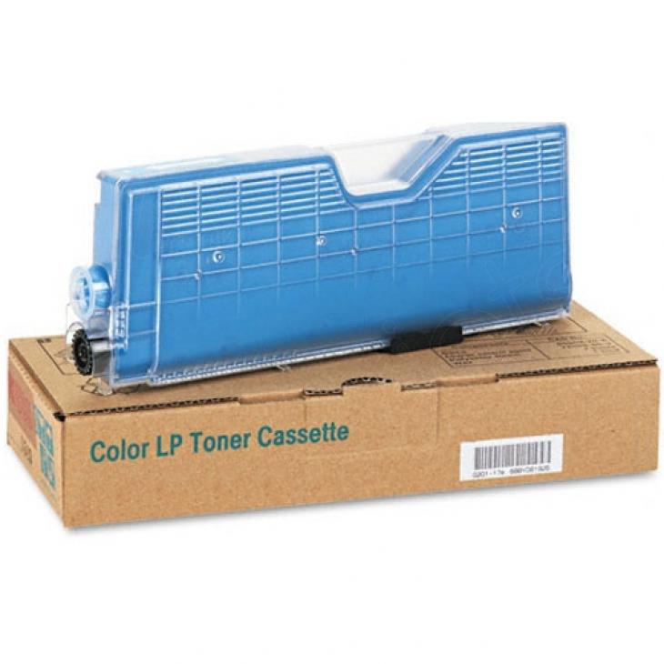 Ricoh 402553 (Type 165) Cyan OEM Laser Toner Cartridge