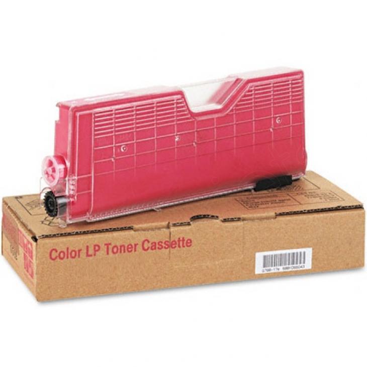 Ricoh 402554 (Type 165) Magenta OEM Laser Toner Cartridge
