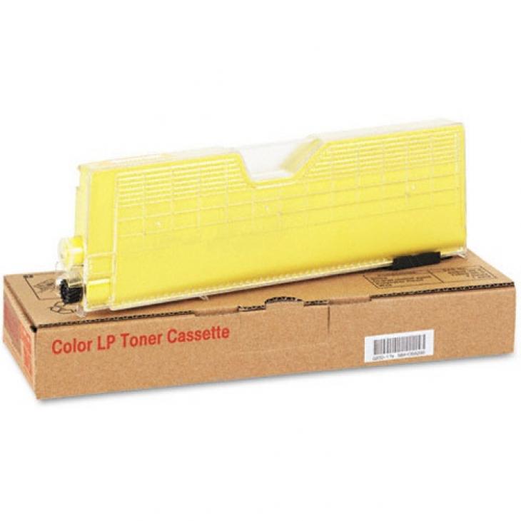 Ricoh 402555 (Type 165) Yellow OEM Laser Toner Cartridge