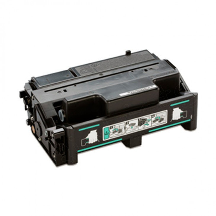 Ricoh 402809 (Type 120) Black OEM Laser Toner Cartridge