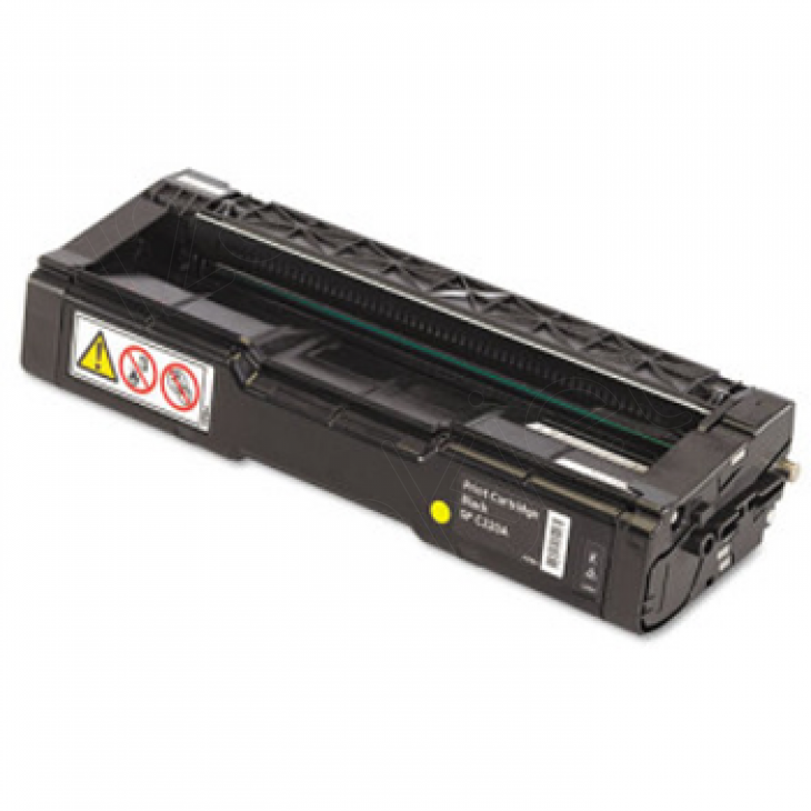 Ricoh 406046 Black OEM Laser Toner Cartridge