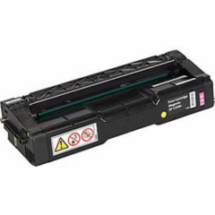 Ricoh 406048 Magenta OEM Laser Toner Cartridge
