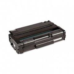 Ricoh 406465 High-Yield Black OEM Laser Toner Cartridge
