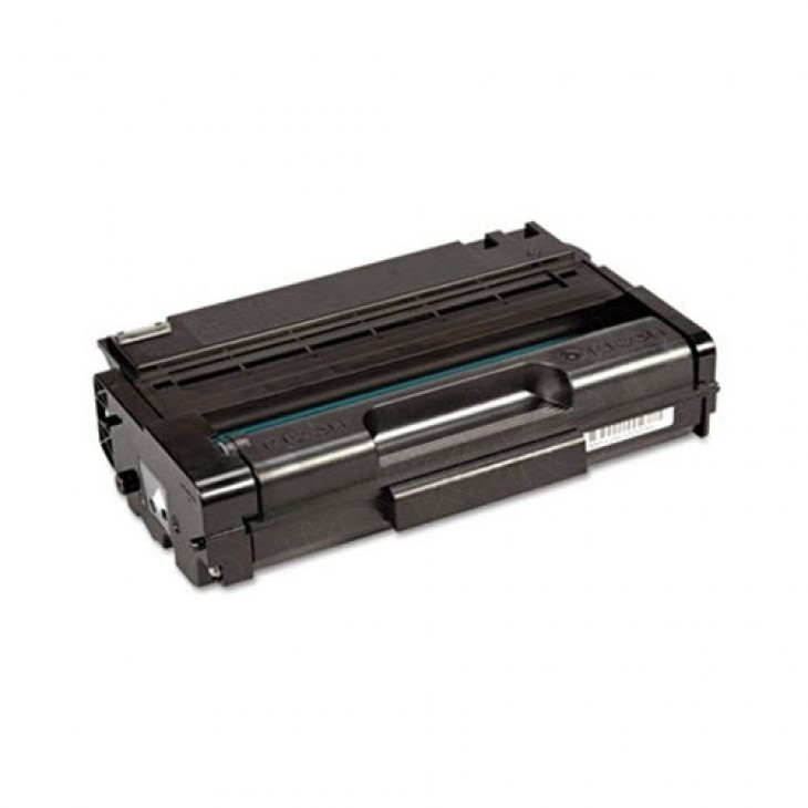 Ricoh 406465 High-Yield Black OEM Laser Toner Cartridge