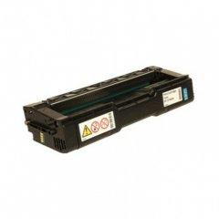 Ricoh 406476 High-Yield Cyan OEM Laser Toner Cartridge