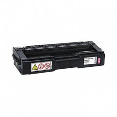 Ricoh 406477 High-Yield Magenta OEM Laser Toner Cartridge