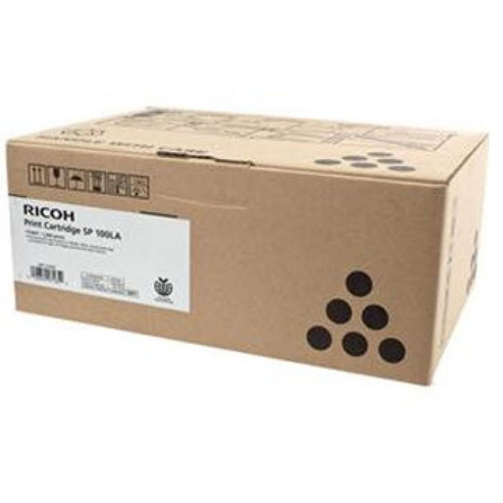 Genuine Ricoh 407165 Black Toner