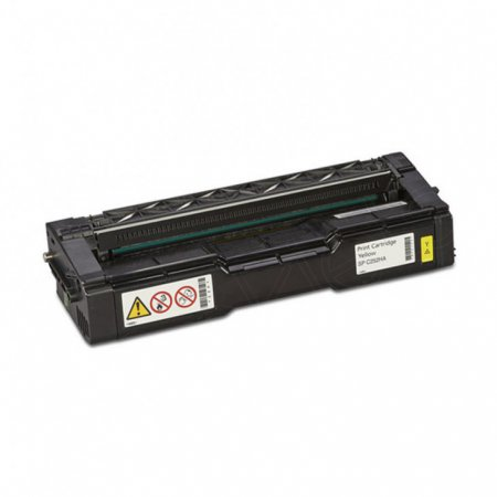 Ricoh 407656 Yellow OEM Toner