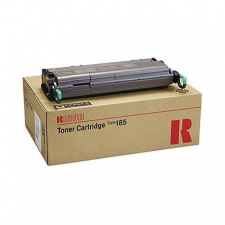 Ricoh 410302 (Type 185) Black OEM Laser Toner Cartridge