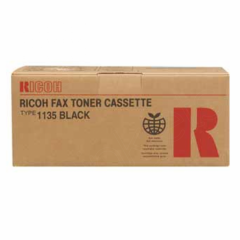Ricoh 430222 (Type 1135) Black OEM Laser Toner Cartridge
