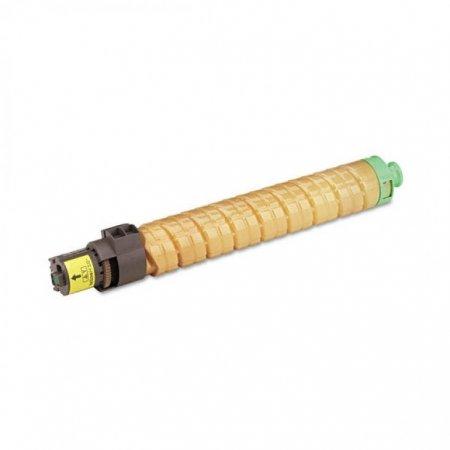 Ricoh 820008 High-Yield Yellow OEM Laser Toner Cartridge