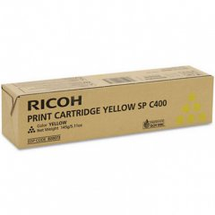 Ricoh 820073 Yellow OEM Laser Toner Cartridge