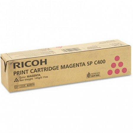 Ricoh 820074 Magenta OEM Laser Toner Cartridge