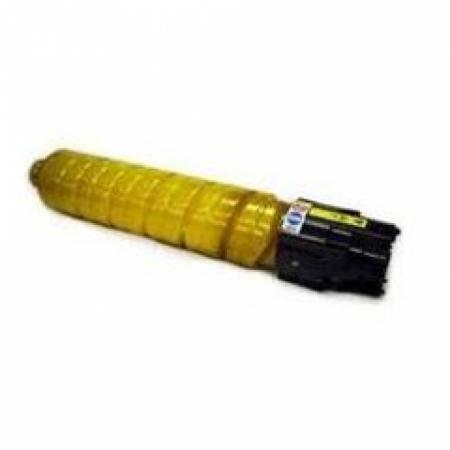 Ricoh 821071 / 821106 Yellow OEM Laser Toner Cartridge