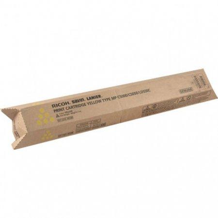 Genuine Ricoh 841285 Yellow Laser Print Cartridge