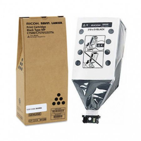 Ricoh 841288 Black OEM Laser Toner Cartridge
