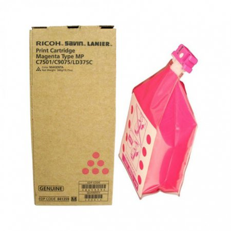 Ricoh 841359 Magenta OEM Laser Toner Cartridge