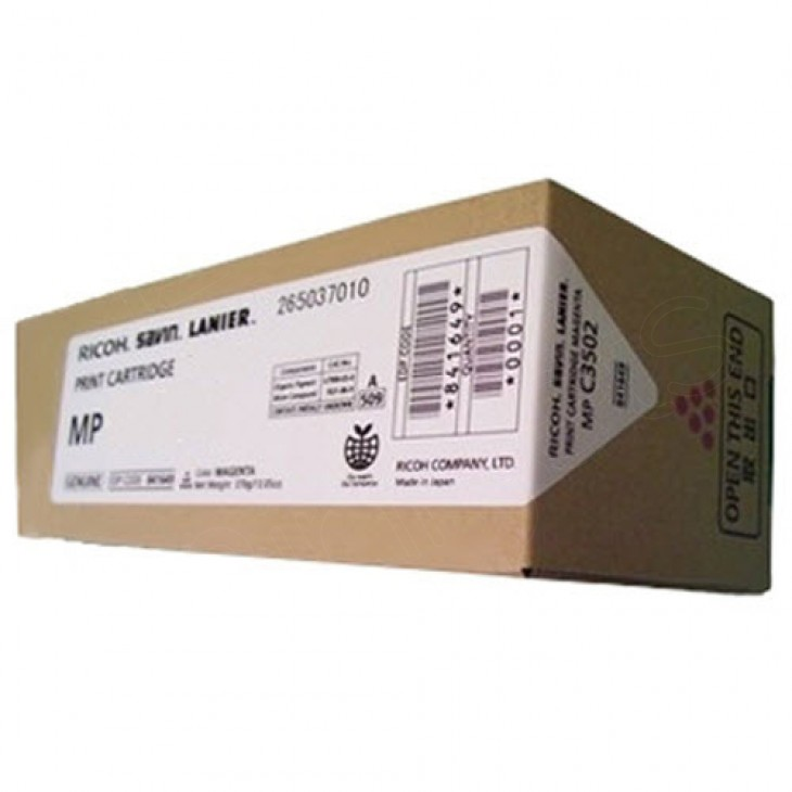 Ricoh Original 841751 Black Toner
